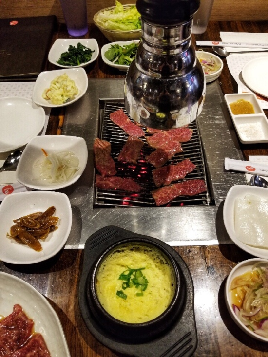 New Wonju Restaurant